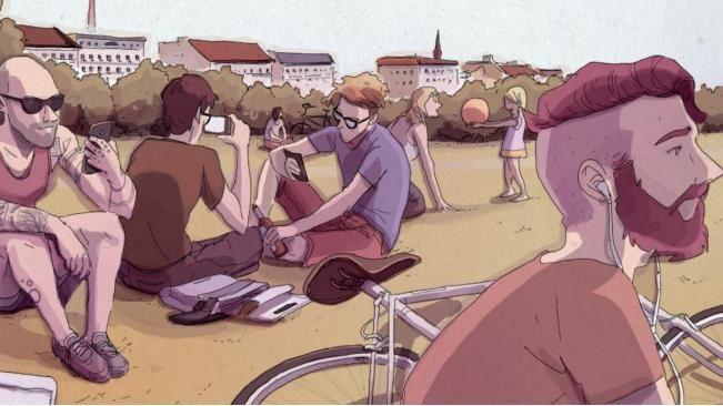 Berlino 2.0: l'emigrazione fra sogno e realtà thumbnail