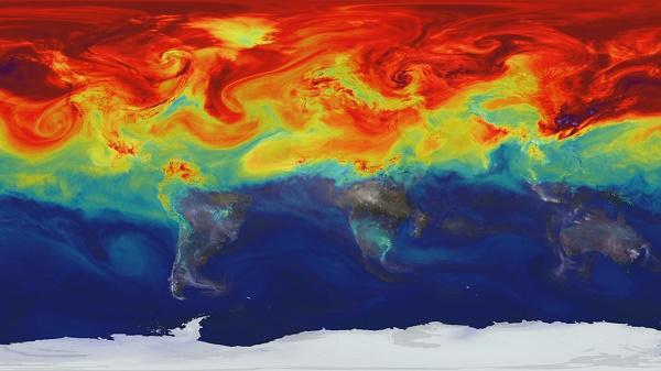 Gas serra e riscaldamento globale: un cane che si morde la coda. thumbnail