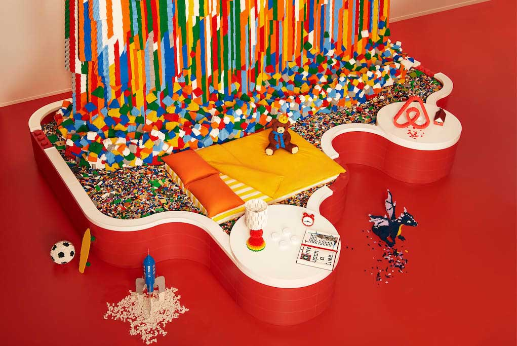 Una casa fatta di Lego thumbnail