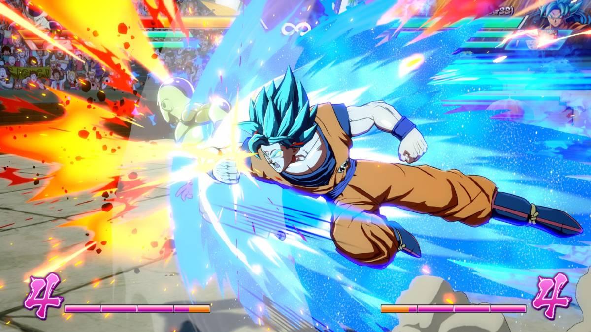 Dragon Ball FighterZ: Story Mode, Arcade e la prima prova di Hit, Beerus e Goku Black thumbnail