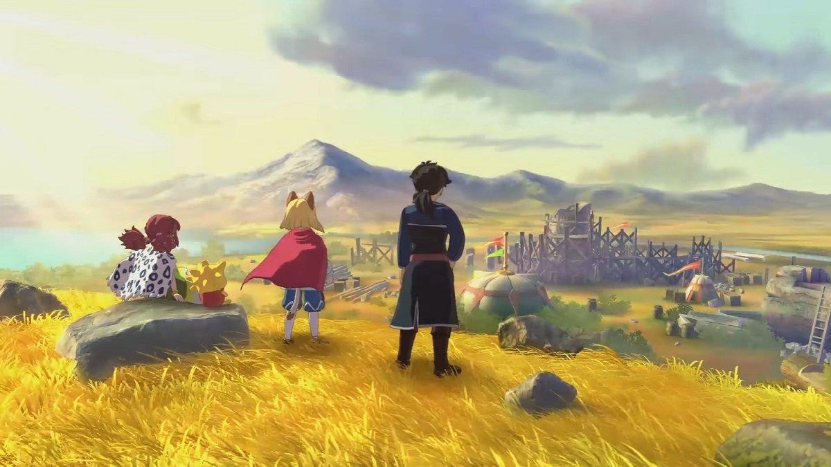 Ni no Kuni II: Il Destino di un Regno - la Magia di una Fiaba thumbnail