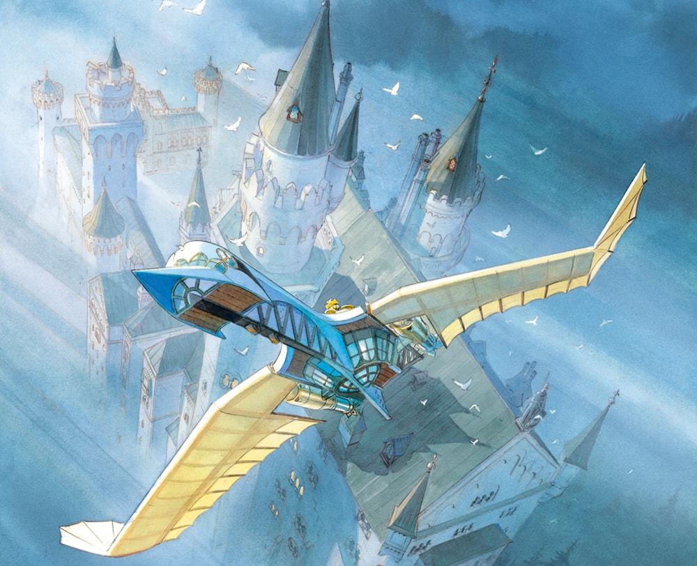 Il Castello delle Stelle: la conquista dello spazio nel 1800 thumbnail