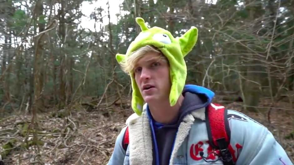 Logan Paul: suicidi e alieni verdi thumbnail