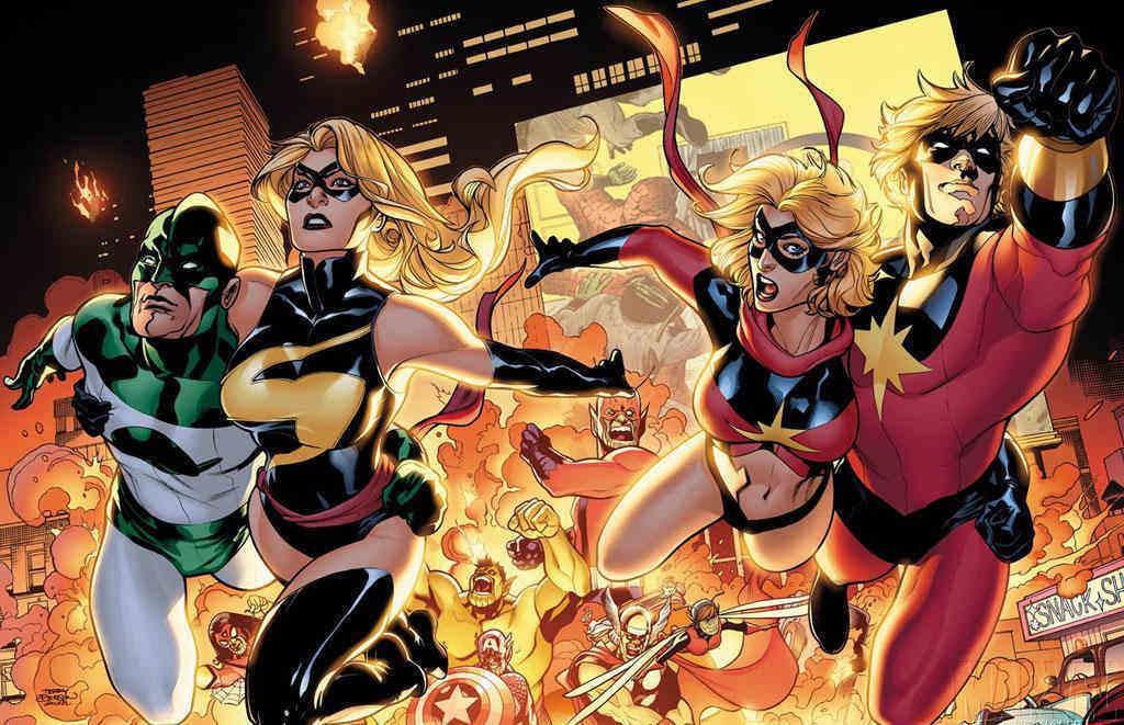 Perché il costume di Capitan Marvel è verde? thumbnail