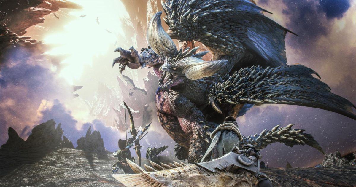 Monster Hunter World: la fine della caccia thumbnail