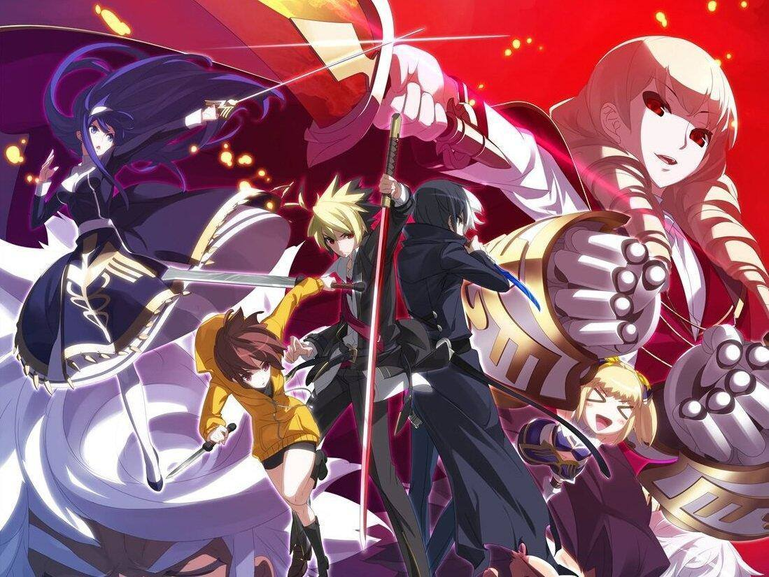 Under Night In-Birth Exe: Late[st] - Anima Nipponica thumbnail