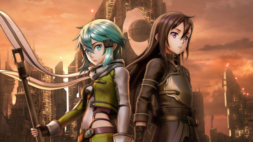 Sword Art Online: Fatal Bullet- Link Start! thumbnail
