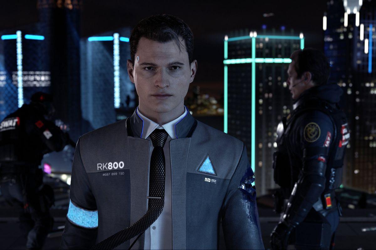 Detroit: Become Human - l'anteprima del nuovo titolo di Quantic Dream thumbnail