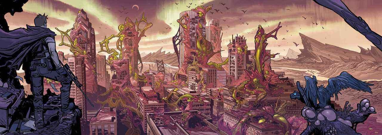 Oblivion Song, la fantascienza secondo Robert Kirkman thumbnail