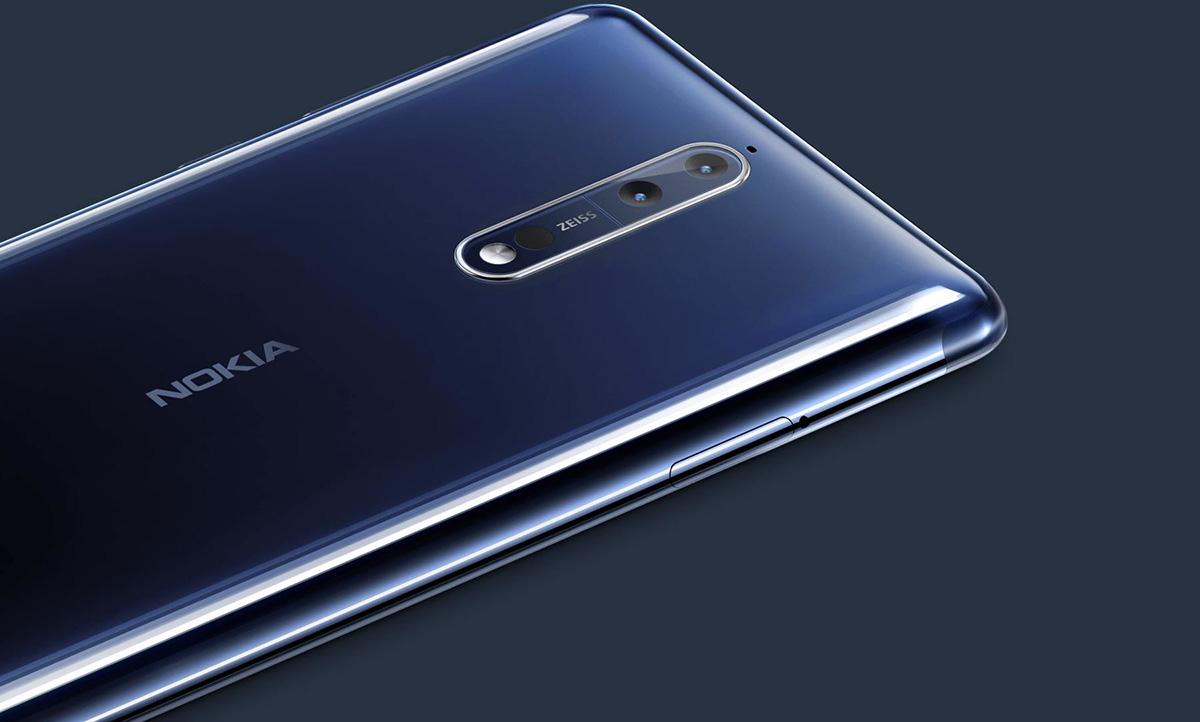 Nokia 8: il ritorno alla fascia alta thumbnail