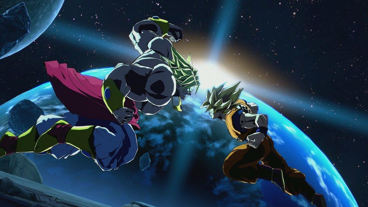 Dragon Ball FighterZ: Arrivano Broly e Bardak thumbnail