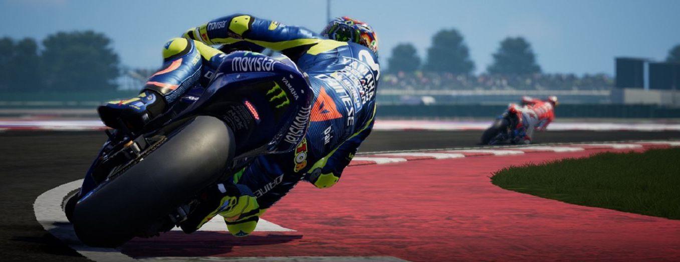 MotoGP 18: la potenza del nuovo motore thumbnail