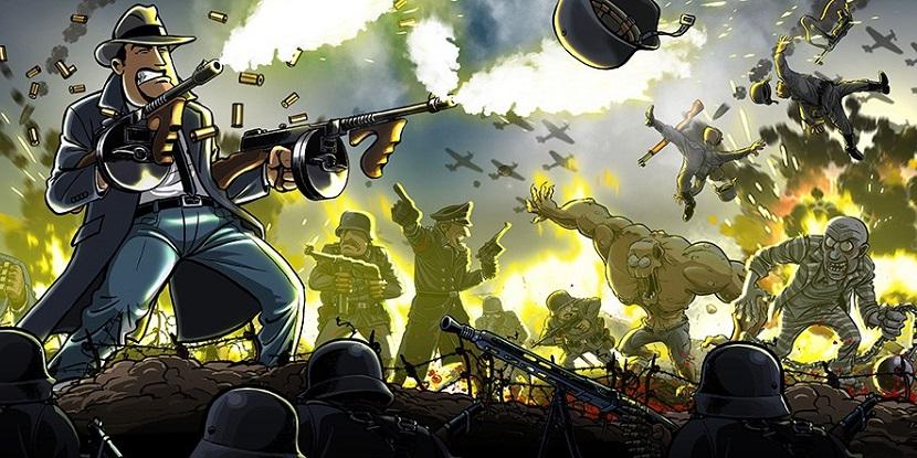 Guns, Gore and Cannoli 2: gangster, nazisti, zombi e nazisti zombie in un solo gioco thumbnail