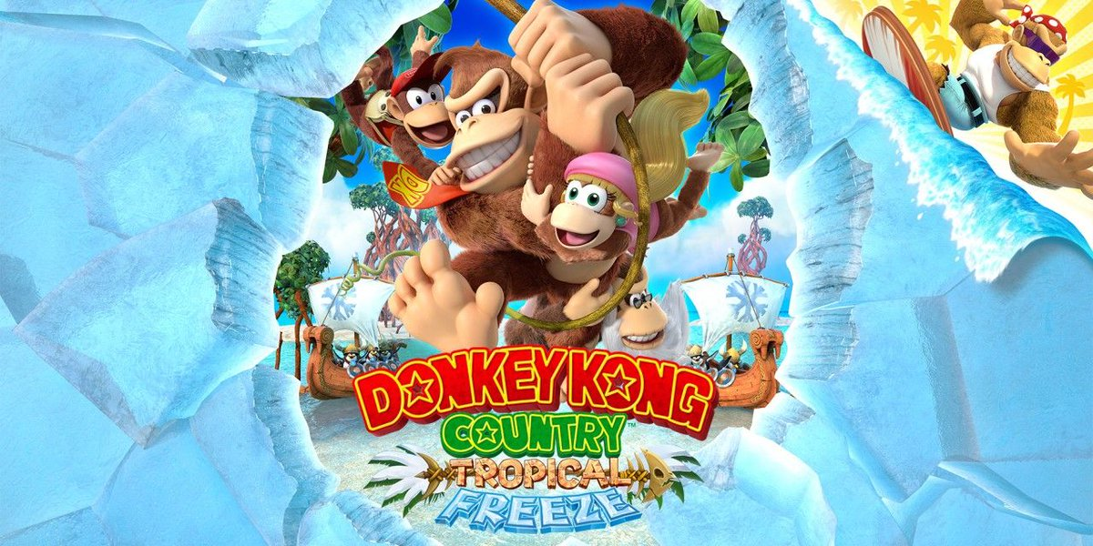 Donkey Kong Country: Tropical Freeze - il ritorno su Switch thumbnail