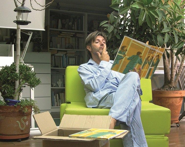 Le confessioni in pigiama di Paco Roca thumbnail