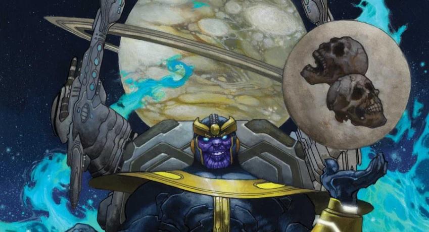 Avengers Infinity War: Thanos, la sofferenza umana di un Dio thumbnail