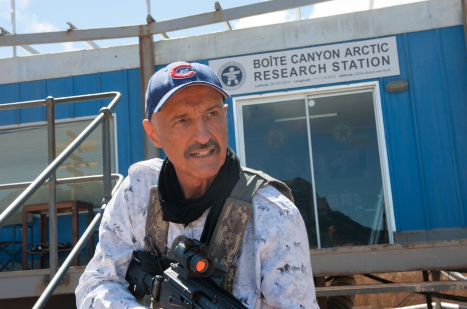 Tremors 6 : a cold day in hell - Intervista a Michael Gross thumbnail