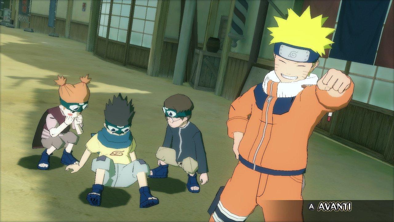 Naruto Ultimate Ninja Storm Trilogy: la rivincita dei fan di Naruto thumbnail