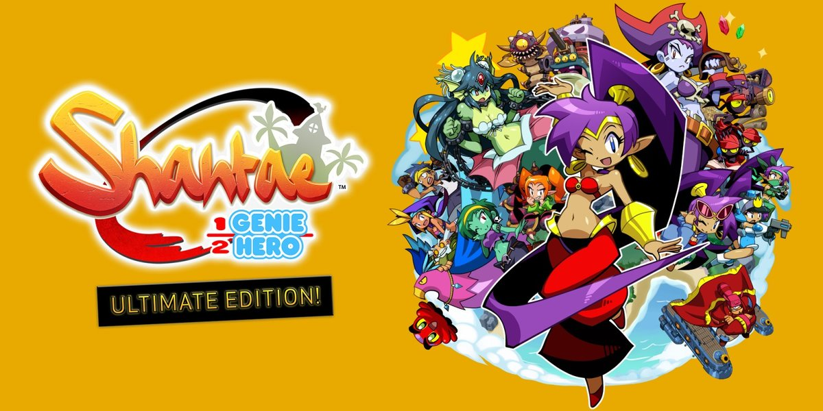 Shantae: Half- Genie Hero Ultimate Edition - La bellezza del 2D thumbnail