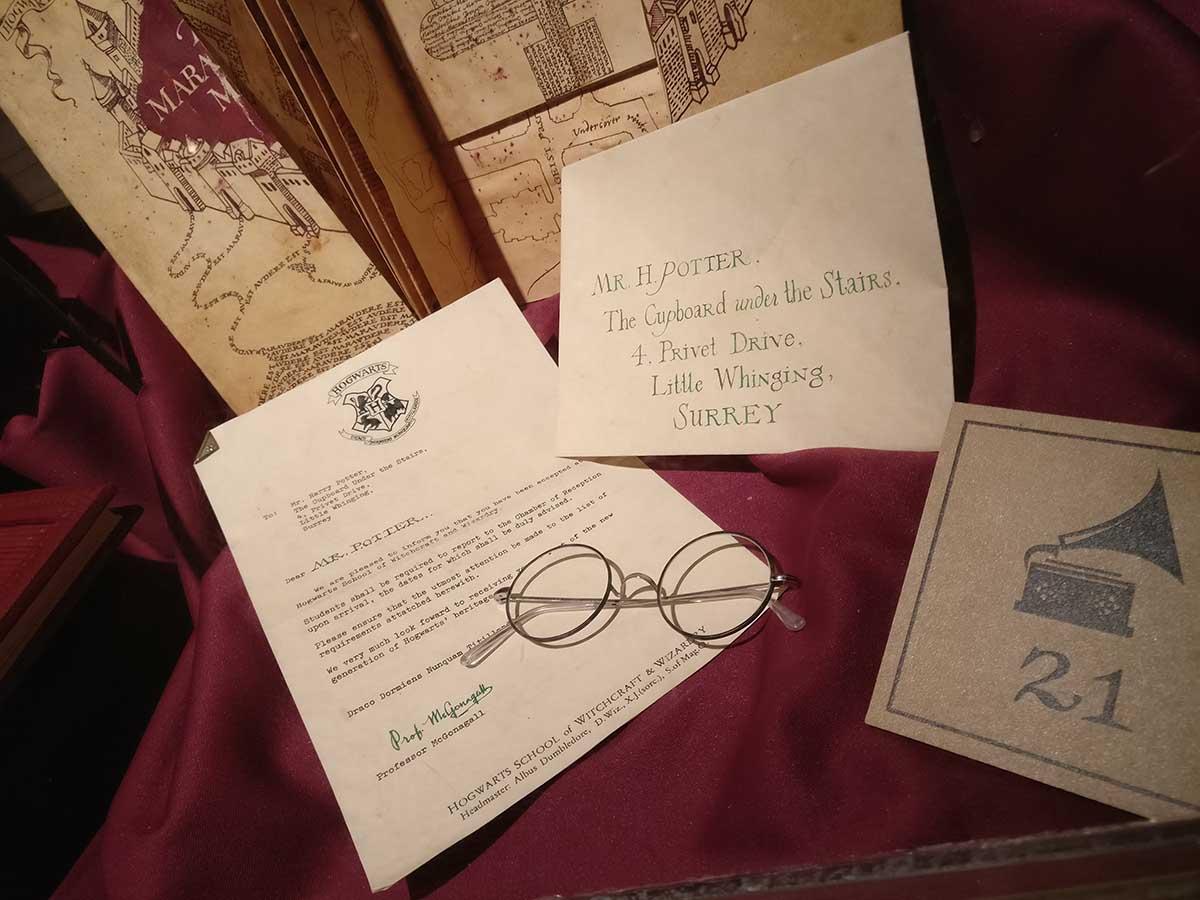 Harry Potter: The Exhibition, un pomeriggio con i gemelli Weasley! thumbnail