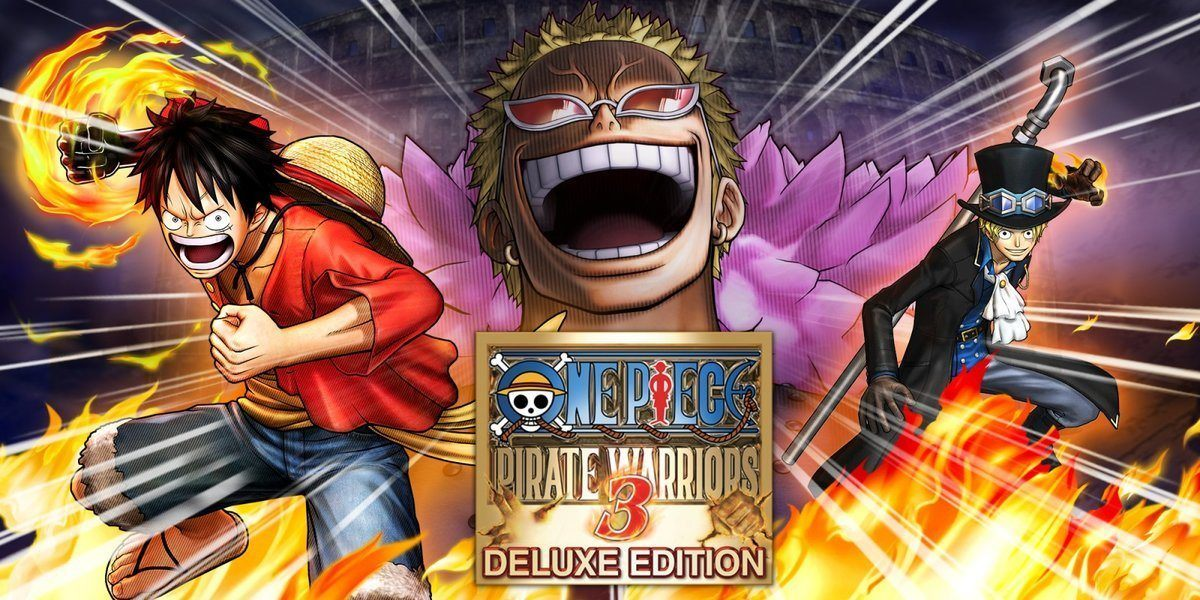 One Piece: Pirate Warriors 3 Deluxe Edition - Pirati su Switch thumbnail