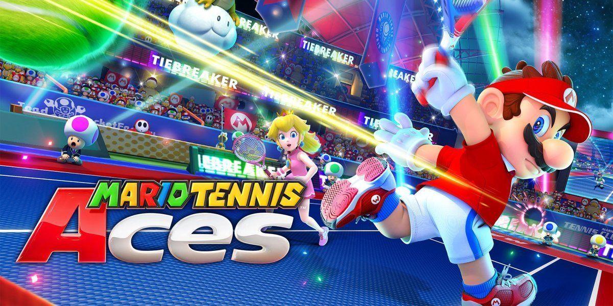 Mario Tennis Aces: l'inizio di un nuovo match thumbnail