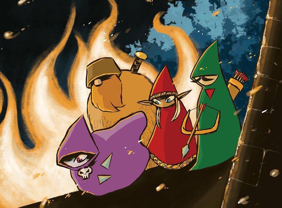 4 Hoods: quattro eroi pronti all'avventura! thumbnail