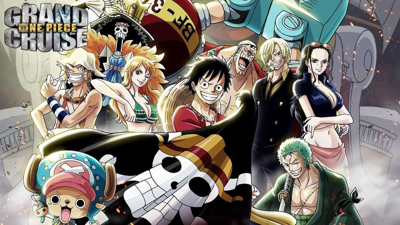 One Piece: Grand Cruise - Le avventure di cappello di paglia in VR thumbnail