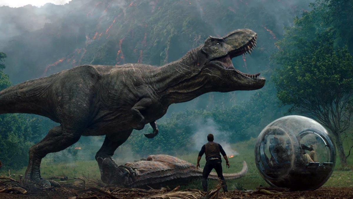 Ora puoi farti mangiare da un dinosauro in Jurassic World thumbnail