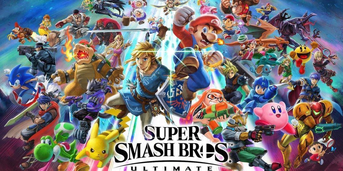Apre la qualificazione per la finale europea di Super Smash Bros Ultimate thumbnail
