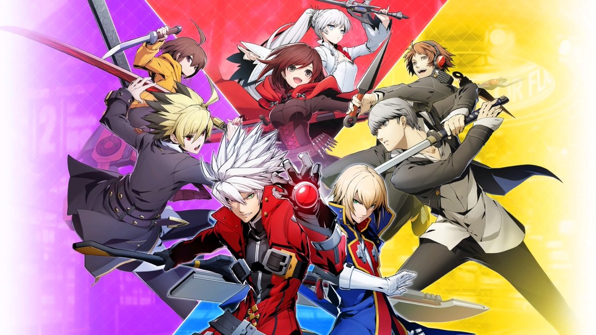 BlazBlue: Cross Tag Battle - crossover dal Giappone thumbnail
