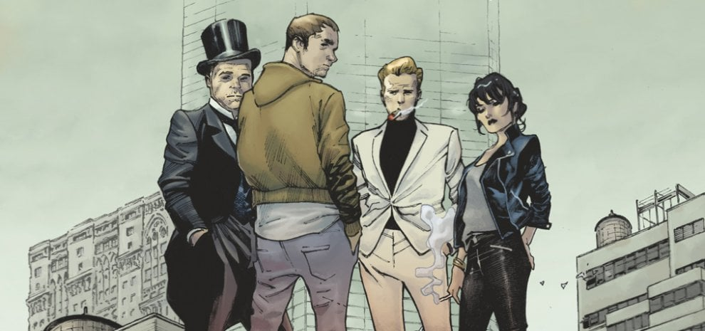The Magic Order, il fumetto secondo Netflix thumbnail