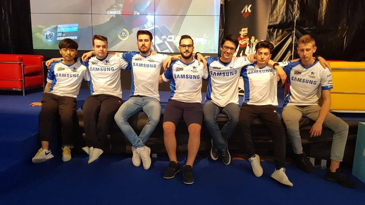 Samsung Morning Stars - la vita di un atleta di eSport thumbnail