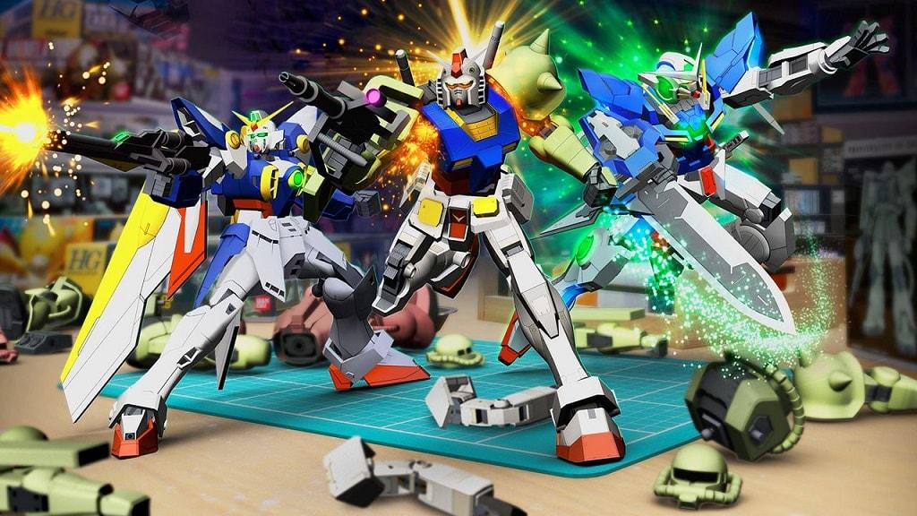 New Gundam Breaker, il sogno di ogni modellista thumbnail