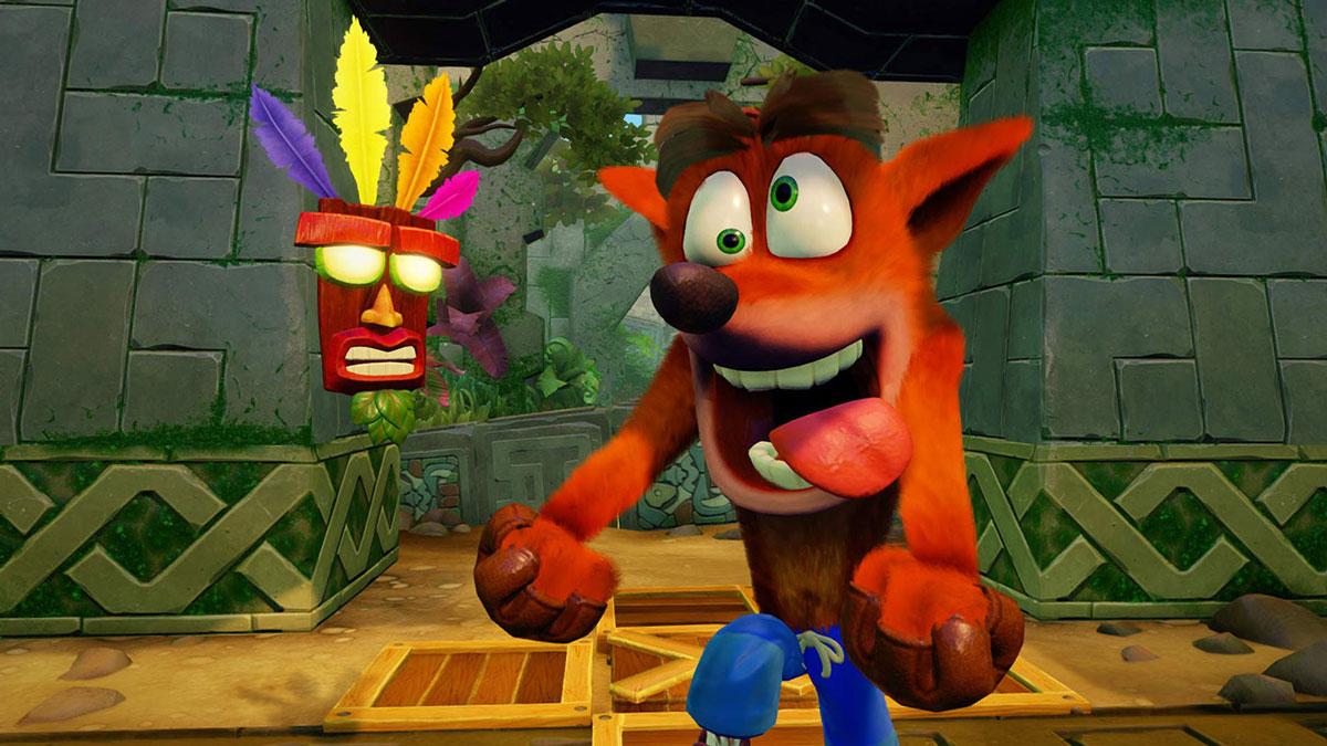 Crash Bandicoot N. Sane Trilogy per Nintendo Switch: un arrivo (quasi) inaspettato thumbnail