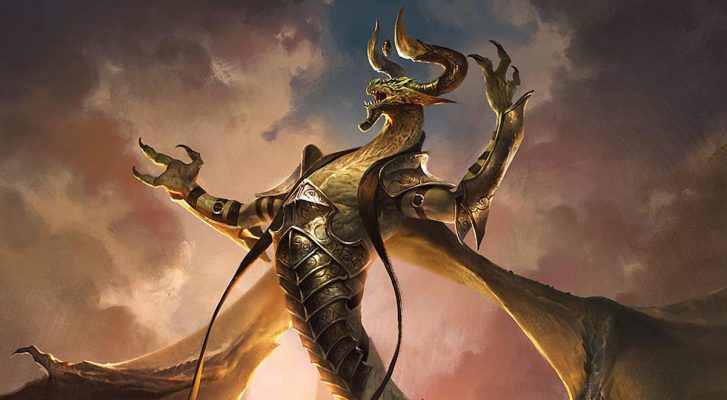 Nicol Bolas passa da Magic the Gathering a D&D thumbnail