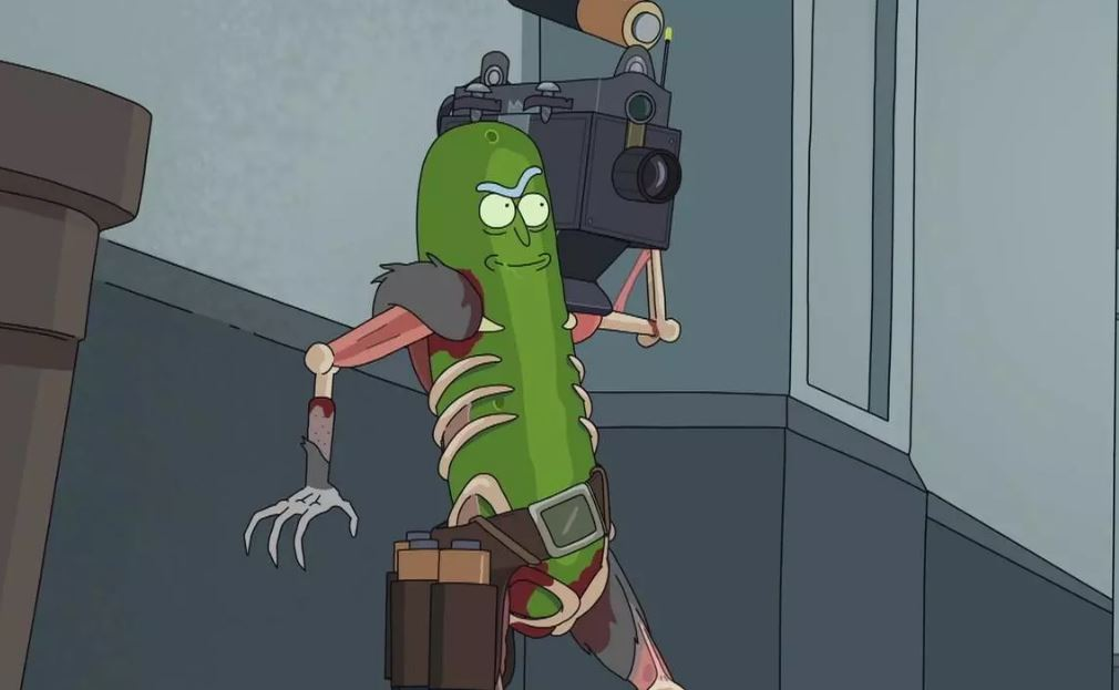 Pickle Rick: da cetriolino a influencer thumbnail