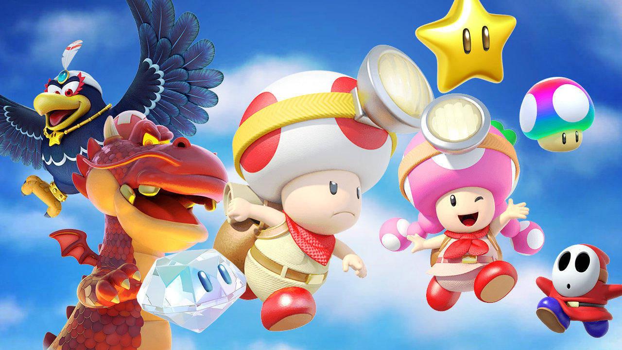 Captain Toad: Treasure Tracker, torniamo a caccia di Iper Stelle su Nintendo Switch thumbnail