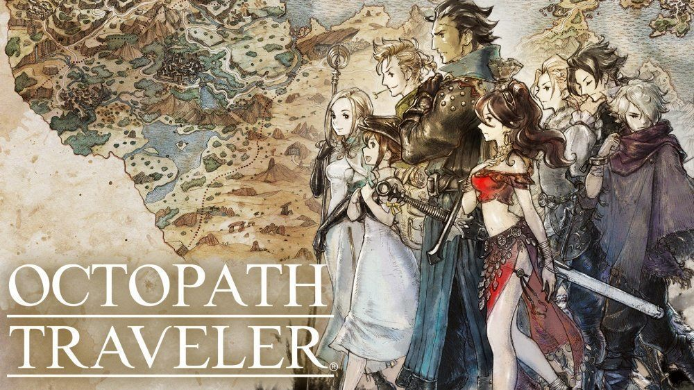 Octopath Traveler - Otto storie, un unico viaggio thumbnail