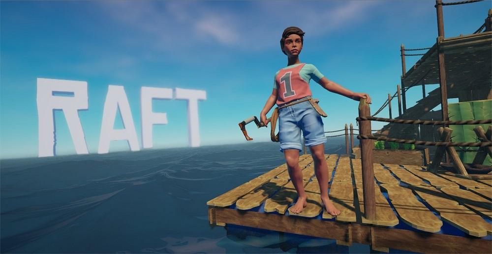 Raft: Sopravvivere all'Oceano thumbnail