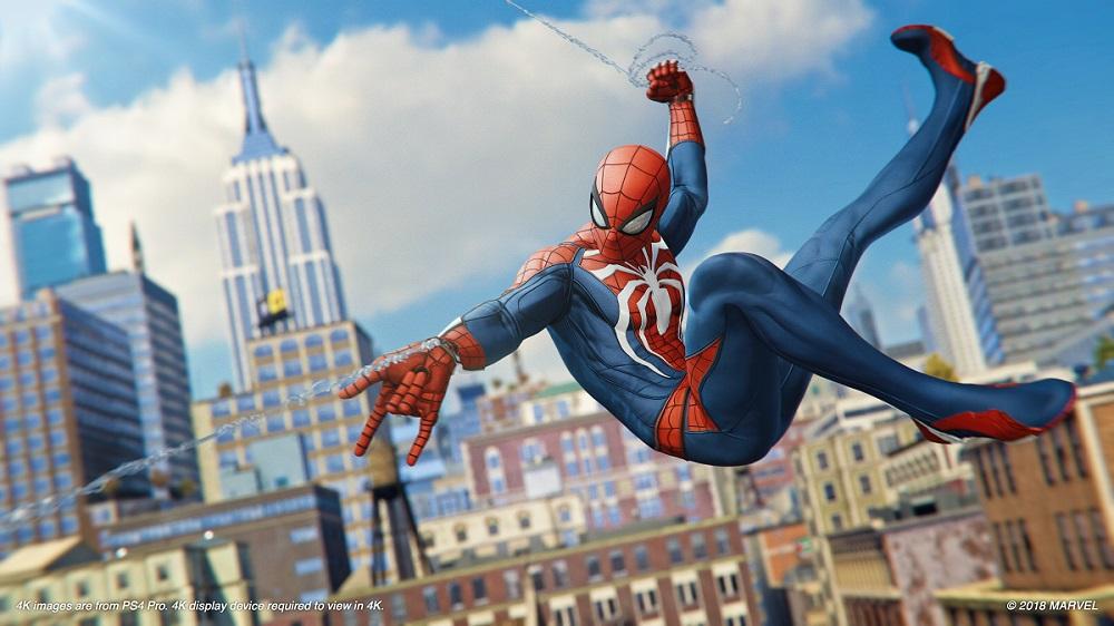 Marvel's Spider-Man: l'anteprima della nuova esclusiva per PlayStation 4 thumbnail