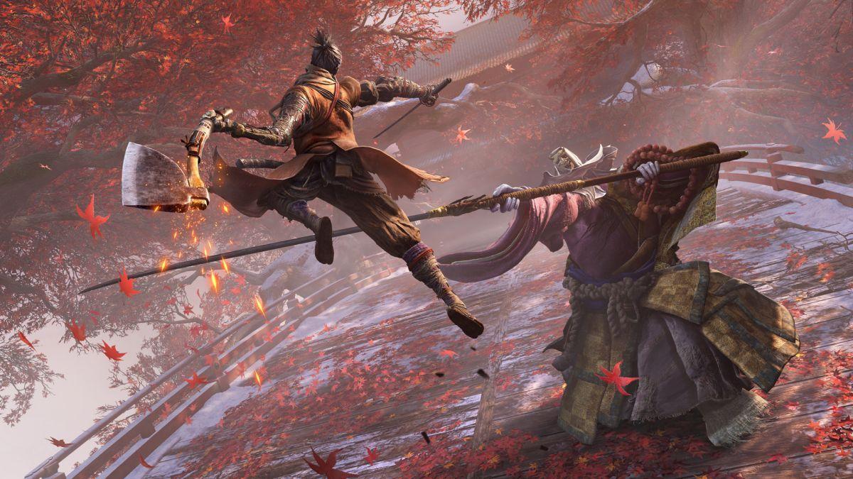 Sekiro: Shadows Die Twice, lo abbiamo provato alla Gamescom thumbnail