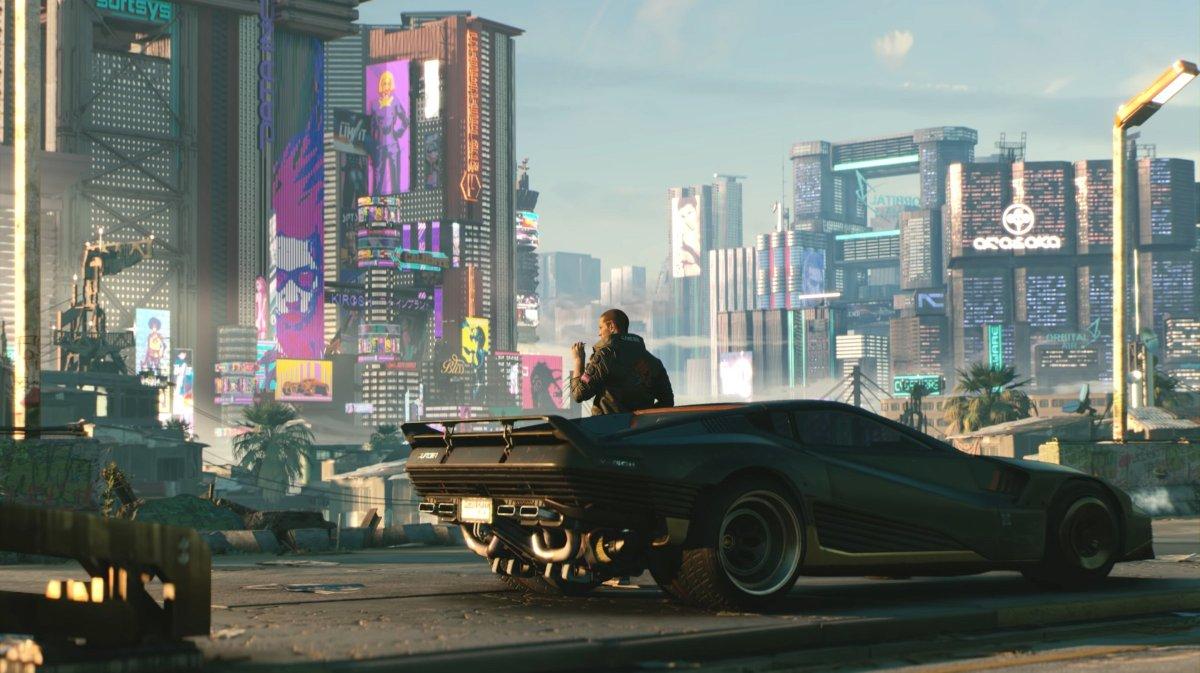 Cyberpunk 2077: benvenuti nel futuro thumbnail