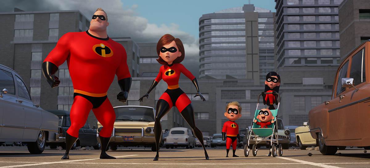 Gli Incredibili 2: una vera famiglia (di supereroi) thumbnail