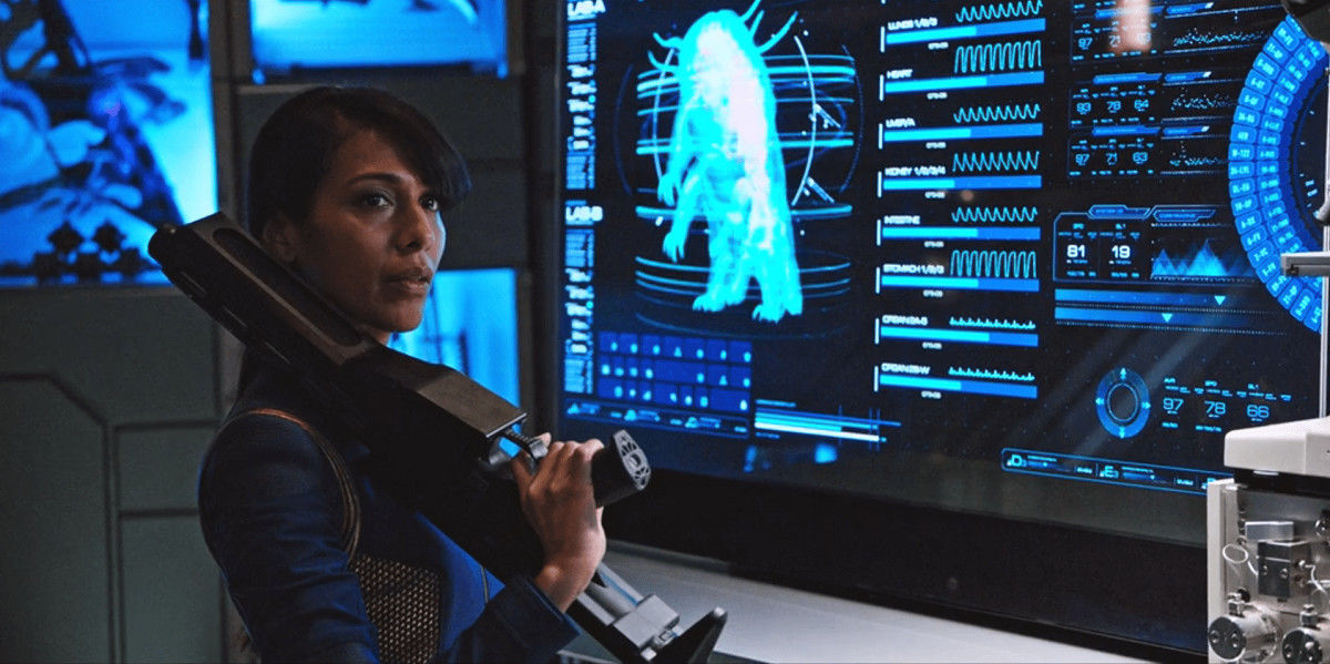 Rekha Sharma. Una conversazione sul messaggio di Star Trek thumbnail