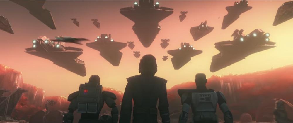 Star Wars: ecco le prime foto dal set della nuova serie thumbnail