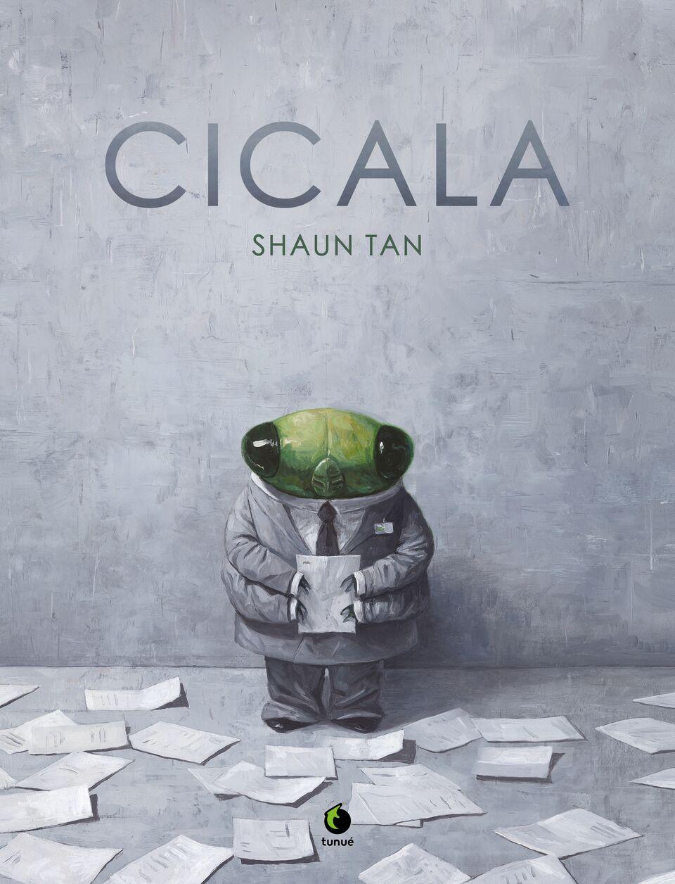 Tunué: disponibile il nuovo libro di Shaun Tan thumbnail