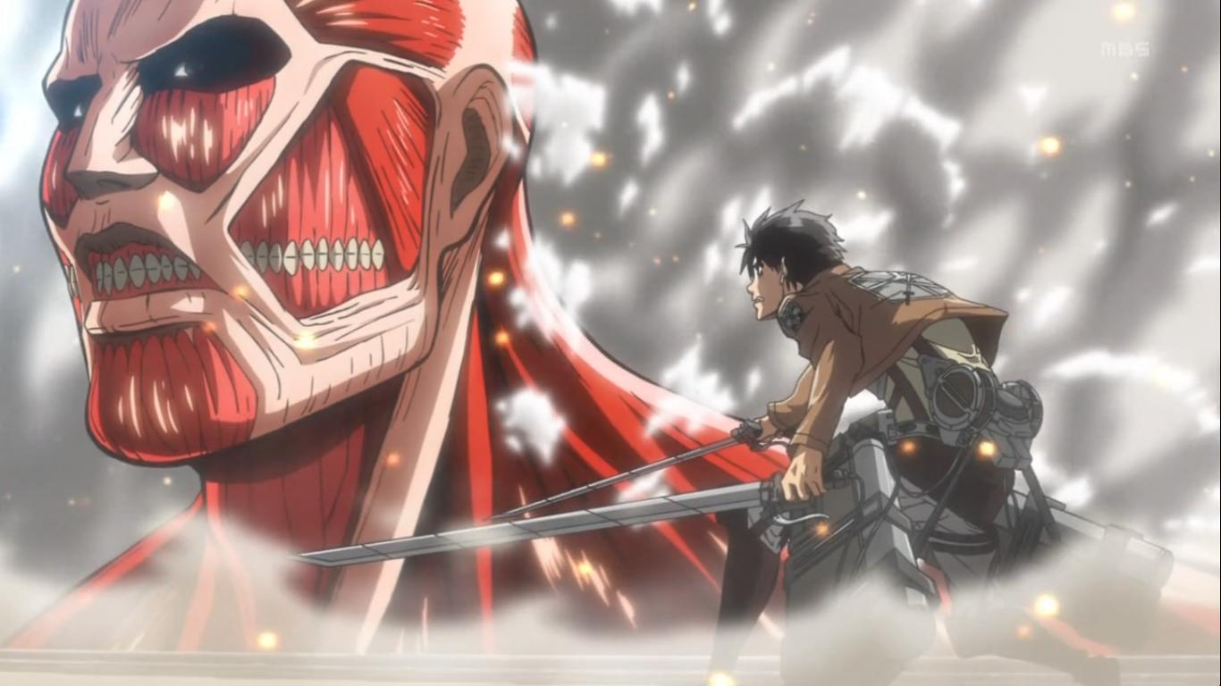 L'Attacco dei Giganti: l'anime tornerà ad aprile thumbnail