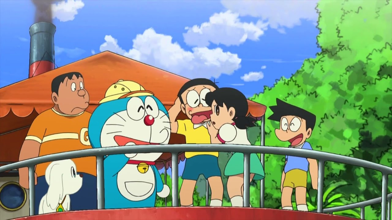 Doraemon: ecco il titolo, il primo video e la data d'uscita del nuovo film thumbnail