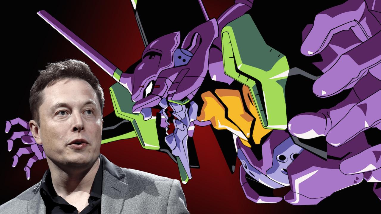 Di mecha ed Evangelion: lettera aperta a Elon Musk thumbnail